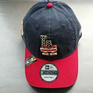 New Los Angeles LA Dodgers fourth of July 2019 hat